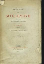 Oeuvres De Millevoye. Tome Troisieme. - Couverture - Format classique