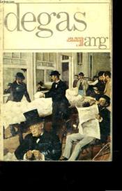 Degas - Couverture - Format classique