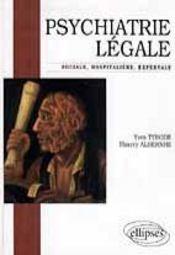 Psychiatrie Legale Sociale Hospitaliere Expertale - Intérieur - Format classique