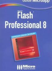 Flash Professional 8. Macromedia - Intérieur - Format classique
