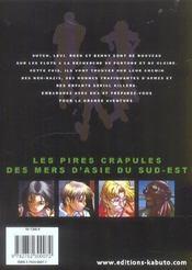 Black Lagoon T.2 - 4ème de couverture - Format classique