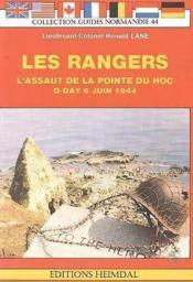 Les rangers - Couverture - Format classique
