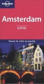 Amsterdam Citiz - 2ed - Couverture - Format classique