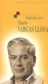 Entretien avec Mario Vargas Llosa - Couverture - Format classique