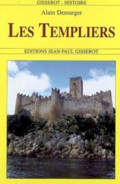 Les Templiers - Couverture - Format classique