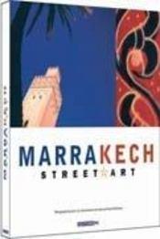 Marrakech street art - Intérieur - Format classique