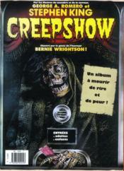 Creepshow - 4ème de couverture - Format classique
