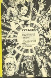 Titans N°20 - Couverture - Format classique