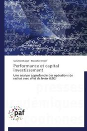 Vente  Performance et capital investissement  - Collectif
