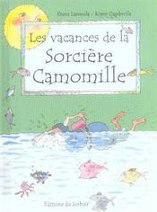 Les Vacances De La Sorciere Camomille - Intérieur - Format classique