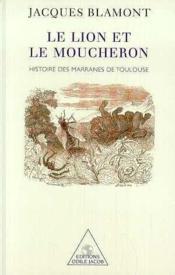 Le Lion Et Le Moucheron - Couverture - Format classique