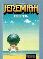 Jeremiah t.11 ; delta - Couverture - Format classique