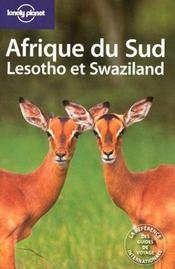 Afrique du sud ; lesotho et swaziland - Intérieur - Format classique