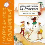 Provence Du Ventoux A La Camargue (La) - Couverture - Format classique