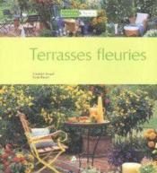 Terrasses Fleuries - Couverture - Format classique