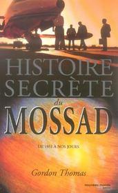 Histoire Secrete Du Mossad - Intérieur - Format classique