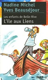 Les enfants de Belle-Rive t.2 ; l'île aux liens - Intérieur - Format classique