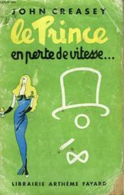 LE PRINCE EN PERTE DE VITESSE N° 7. ( The toff on ice). - Couverture - Format classique