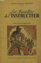 Les Recettes De L'Instructeur - Couverture - Format classique