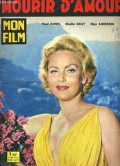 Mon Film N° 703 - Mourir D'Amour - Couverture - Format classique