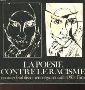 La Poesie Contre Le Racisme - Couverture - Format classique