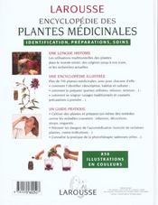 encyclopedie des plantes medicinales identification preparations soins larousse. Black Bedroom Furniture Sets. Home Design Ideas