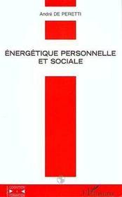 Énergétique personelle et sociale - Intérieur - Format classique