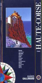 Haute Corse - Intérieur - Format classique