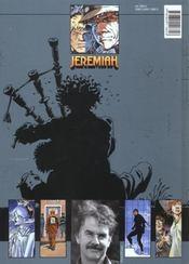 Jeremiah t.12 ; Julius et Romea - 4ème de couverture - Format classique