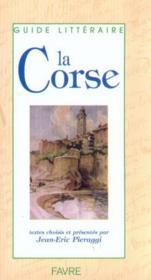 La Corse. Le Vagabond Enchante - Couverture - Format classique