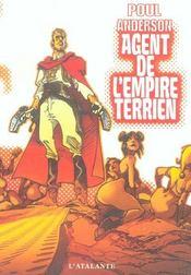 Agent de l'empire terrien - Intérieur - Format classique
