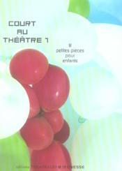 Court Au Theatre 1 - Couverture - Format classique