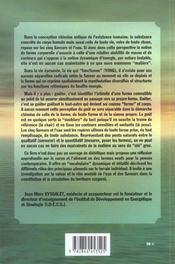 Dans L'Ocean Des Saveurs L'Intention Du Corps - 4ème de couverture - Format classique