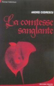 La comtesse sanglante - Intérieur - Format classique