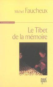 Tibet De La Memoire - Intérieur - Format classique