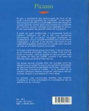 Picasso Francais Nouvelle Edition - 4ème de couverture - Format classique
