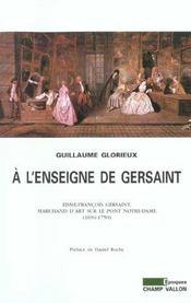 A L'Enseigne De Gersaint - Intérieur - Format classique
