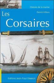 Les corsaires - Couverture - Format classique