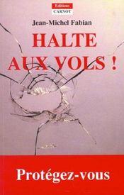 Guide Pratique Anti-Vol - Intérieur - Format classique