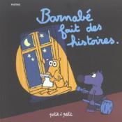 Barnabe Fait Des Histoires - Couverture - Format classique