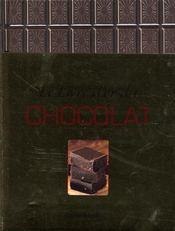 Le livre d'or du chocolat - Intérieur - Format classique