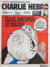 Charlie Hebdo N°1031 du 21/03/2012 - Couverture - Format classique