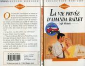 La Vie Privee D'Amanda Bailey - Family Secrets - Couverture - Format classique