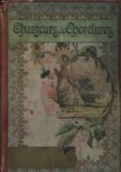Les Chasseurs De Chevelures. - Couverture - Format classique