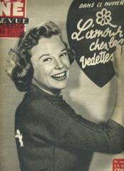 Cine Revue France - 34e Annee - N° 30 - L'Amour Chez Les Vedettes - Couverture - Format classique