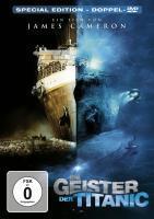 Die Geister der Titanic - Couverture - Format classique