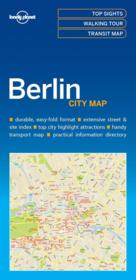 Vente  City map ; Berlin (édition 2017)  - Xxx - Collectif - Collectif Lonely Planet