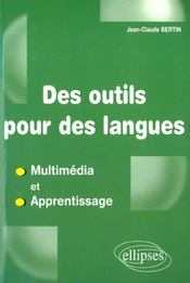 Des Outils Pour Des Langues Multimedia Et Apprentissage - Intérieur - Format classique