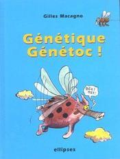 Genetique Genetoc - Intérieur - Format classique