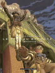 Le réseau bombyce t.2 ; monsieur Lune - Couverture - Format classique